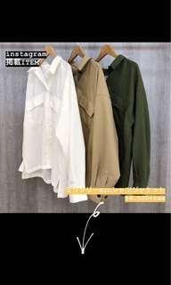 White shirt 白恤衫 襯衫