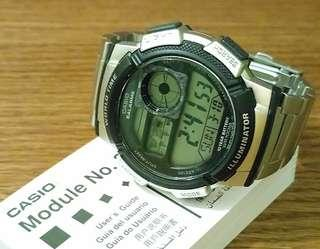 Casio Watch 電子錶