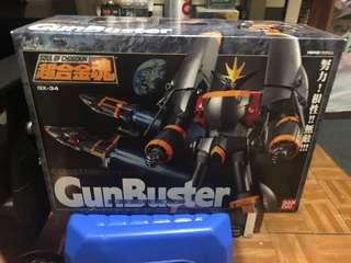 Bandai 超合金魂 gx-34 gunbuster