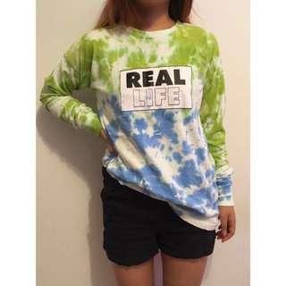 urban outfitters uo tie dye shirt #SwapCA