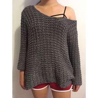 zara knitwear sweater #SwapCA