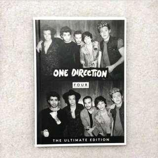 one direction four ultimate edition #SwapCA