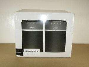 Bose Soundtouch 10, 2-pack speakers