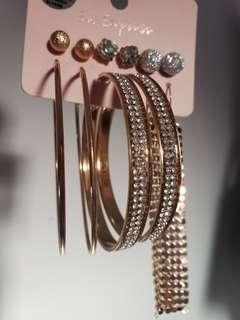 LA Express Earrings
