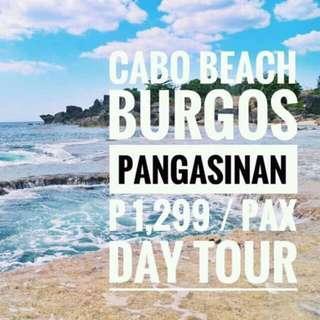 Caboangan beach