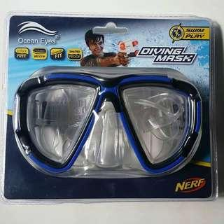 Nerf Diving Mask