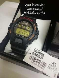 Gshock Dw-6900b-9jf (japan set) Foxfire