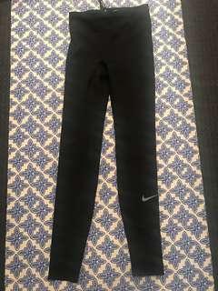 Worn once Nike leggings