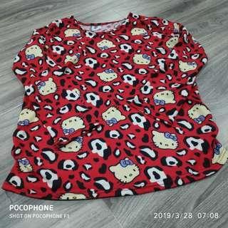 Hello Kitty Long Sleeve Top