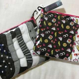 No Boundaries Multi-Colored Socks for Women