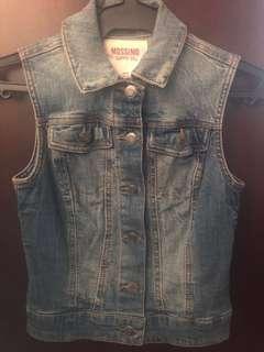 Mossimo Denim Vest / Sleeveless Jacket