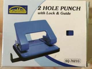 2 hole punch $2 each