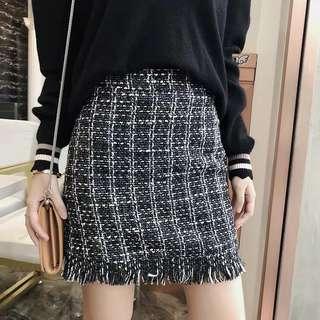 Chanel Inspired Skirt #MakeSpaceForLove
