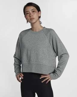 NWT Women's Nike Cropped Sweater