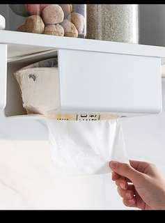 Wall mount Tissue box nordic