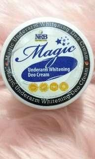 NRB WHITENING DEO CREAM on SALE!