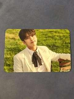 B.A.P Young Jae Blue Honeymoon Single Album Official Photocard