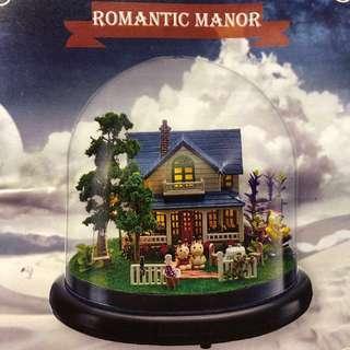 ‼️DIY Miniature - Romantic Manor