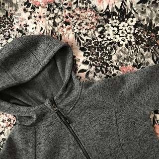 Grey Athletic Black Sweater / Hoodie #SwapCA