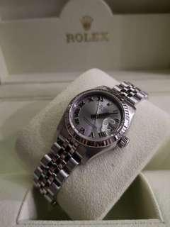Rolex Ladies DateJust 179174  26mm Automatic