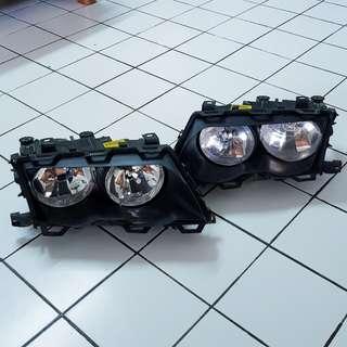 BMW E46 Headlamp