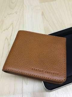 🚚 Status Anxiety Wallet