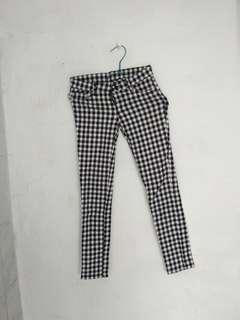 Jeans motif zara