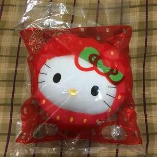 (全新) 麥當勞 Hello Kitty 抱枕