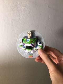 🚚 迪士尼 玩具總動員 巴斯光年膠帶台《列娜的家》