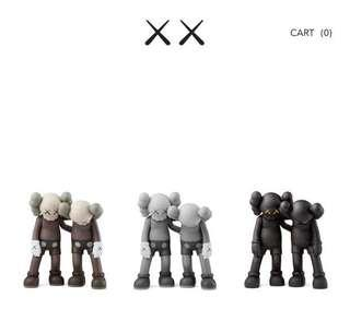 Kaws Along the way 2019