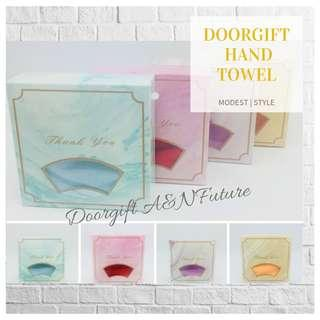 Doorgift Towel