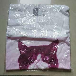ABC Cloth Kaos Putih