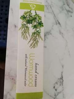 Hand cream-Wormwood