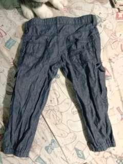 Justees Denim Pants for Baby