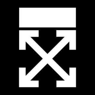 🚚 Off White Logo [Car Decal / Sticker Vinyl] (Free Mailing!)