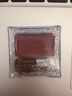 🚚 Canmake 腮紅紫色 PW38