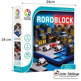 SmartGames - puzzle game - Road Block
