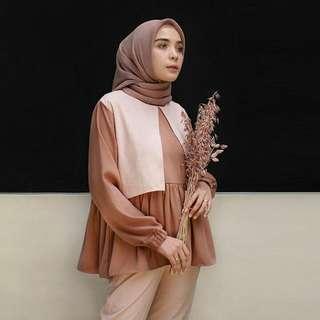 Blouse mimamim hijab