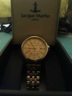Jam tangan Jacque Martin