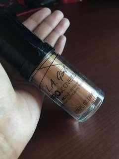 L.A Girl Pro.coverage HD.high-definition foundation
