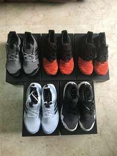 US 8.5 and US 9.5 Adidas Ultraboost 4.0 x Game of Thrones