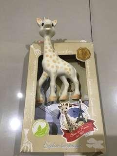 Preowned sophie la girafe