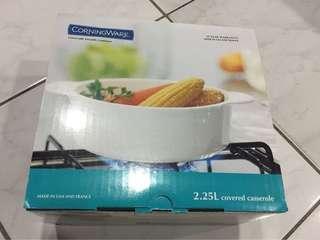 🚚 全新康寧湯鍋