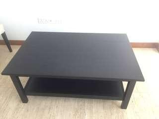 🚚 Coffee table (solid pine material)