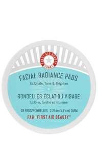 🚚 Facial Radiance Pads