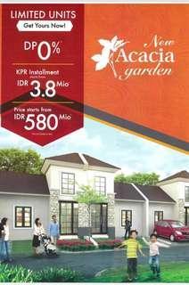 Rumah murah DP 0%