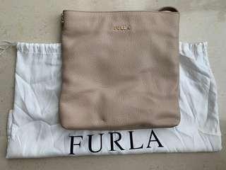NEW FURLA Sling Bag, beige