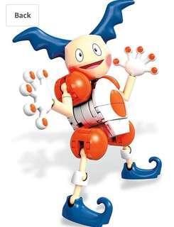 寵物小精靈 mr. mime 吸盤怪