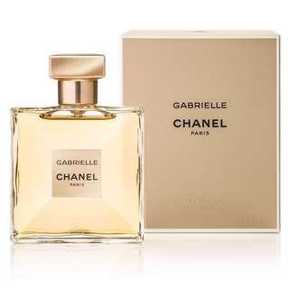 全新 CHANEL Gabrielle Chanel Eau de Parfum 50ml 香水(不議價 fixed price)