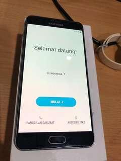 Samsung A7 16, jual apa ada nya